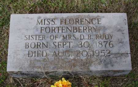FORTENBERRY, MARY FLORENCE - Lawrence County, Arkansas | MARY FLORENCE FORTENBERRY - Arkansas Gravestone Photos
