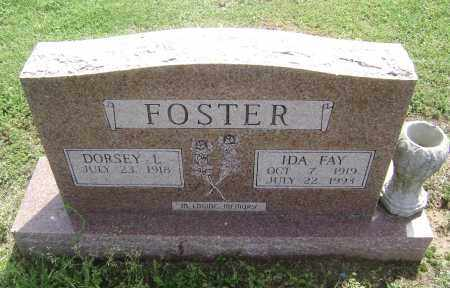 FOSTER, IDA FAY - Lawrence County, Arkansas | IDA FAY FOSTER - Arkansas Gravestone Photos