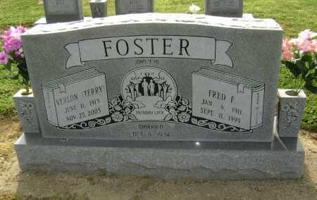 TERRY FOSTER, RUBY VERLON - Lawrence County, Arkansas | RUBY VERLON TERRY FOSTER - Arkansas Gravestone Photos