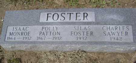 FOSTER, POLLY - Lawrence County, Arkansas | POLLY FOSTER - Arkansas Gravestone Photos