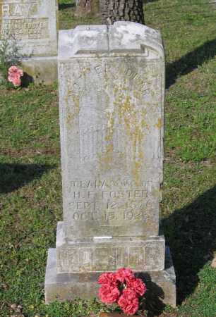 FOSTER, JOEANNA - Lawrence County, Arkansas   JOEANNA FOSTER - Arkansas Gravestone Photos