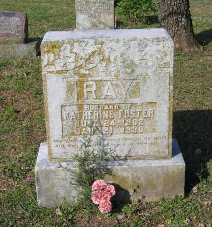 FOSTER, RAY - Lawrence County, Arkansas | RAY FOSTER - Arkansas Gravestone Photos