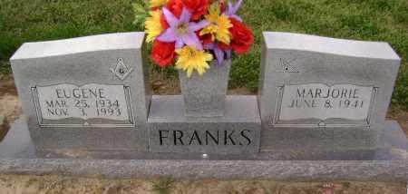 FRANKS, EUGENE - Lawrence County, Arkansas | EUGENE FRANKS - Arkansas Gravestone Photos