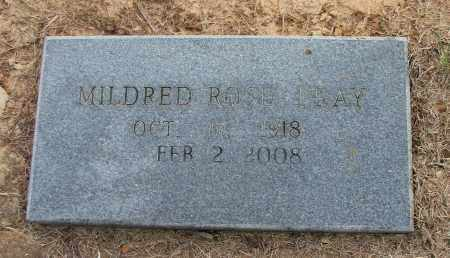 ROSE FRAY, MILDRED - Lawrence County, Arkansas | MILDRED ROSE FRAY - Arkansas Gravestone Photos