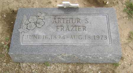 FRAZIER, ARTHUR S. - Lawrence County, Arkansas | ARTHUR S. FRAZIER - Arkansas Gravestone Photos