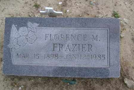 FRAZIER, FLORENCE MAGNOLIA - Lawrence County, Arkansas | FLORENCE MAGNOLIA FRAZIER - Arkansas Gravestone Photos