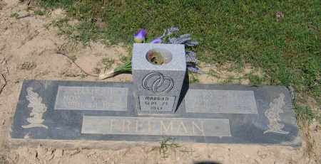 FREEMAN, JAMES I. - Lawrence County, Arkansas | JAMES I. FREEMAN - Arkansas Gravestone Photos