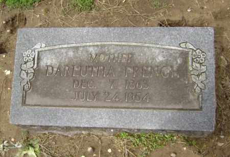 FRENCH, DARLUTHA - Lawrence County, Arkansas | DARLUTHA FRENCH - Arkansas Gravestone Photos
