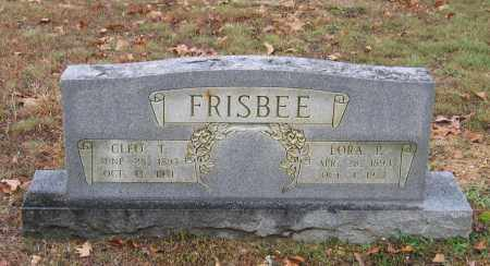 FRISBEE, LORA A. - Lawrence County, Arkansas | LORA A. FRISBEE - Arkansas Gravestone Photos