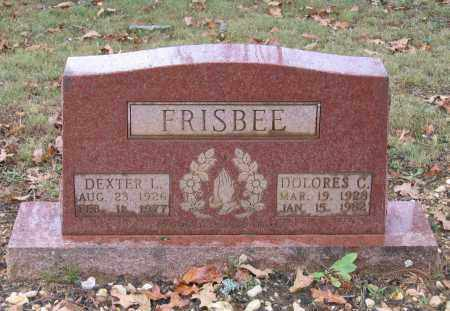 FRISBEE, DEXTER LEROY - Lawrence County, Arkansas | DEXTER LEROY FRISBEE - Arkansas Gravestone Photos