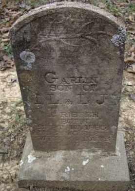 FRISBEE, GARLIN - Lawrence County, Arkansas   GARLIN FRISBEE - Arkansas Gravestone Photos