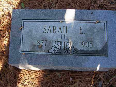 FRIZZELL, SARAH E. - Lawrence County, Arkansas | SARAH E. FRIZZELL - Arkansas Gravestone Photos