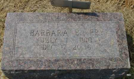 FRY CUNNINGHAM, BARBARA B. - Lawrence County, Arkansas | BARBARA B. FRY CUNNINGHAM - Arkansas Gravestone Photos