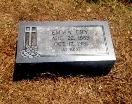 FRY, EMMA - Lawrence County, Arkansas | EMMA FRY - Arkansas Gravestone Photos