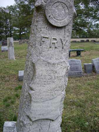 FRY, JOHN A. - Lawrence County, Arkansas | JOHN A. FRY - Arkansas Gravestone Photos