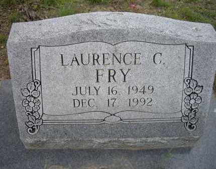 FRY, LAURENCE C. - Lawrence County, Arkansas | LAURENCE C. FRY - Arkansas Gravestone Photos