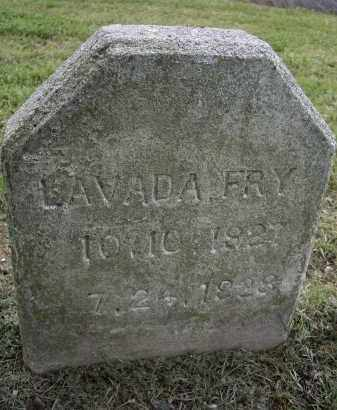 FRY, LAVADA - Lawrence County, Arkansas | LAVADA FRY - Arkansas Gravestone Photos