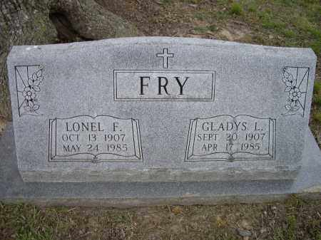 FRY, GLADYS L. - Lawrence County, Arkansas | GLADYS L. FRY - Arkansas Gravestone Photos