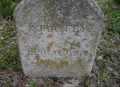 FRY, NORA M. - Lawrence County, Arkansas | NORA M. FRY - Arkansas Gravestone Photos