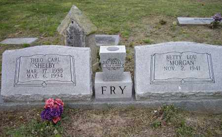 "FRY, THEO CARL ""SHELBY"" - Lawrence County, Arkansas 