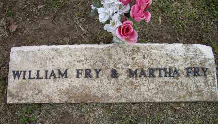FRY, MARTHA - Lawrence County, Arkansas | MARTHA FRY - Arkansas Gravestone Photos