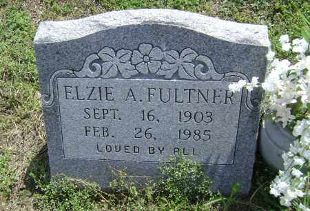 FULTNER, ELZIE ALLEN - Lawrence County, Arkansas | ELZIE ALLEN FULTNER - Arkansas Gravestone Photos