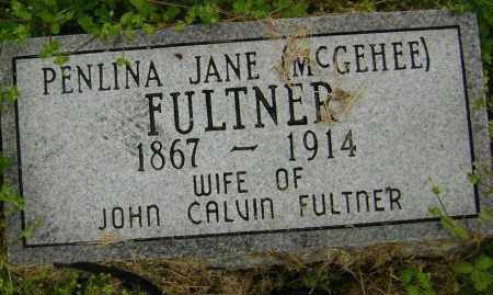 FULTNER, PENLINA JANE - Lawrence County, Arkansas | PENLINA JANE FULTNER - Arkansas Gravestone Photos