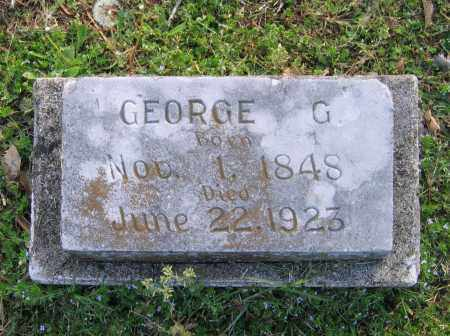 GALBRAITH, GEORGE G. - Lawrence County, Arkansas | GEORGE G. GALBRAITH - Arkansas Gravestone Photos