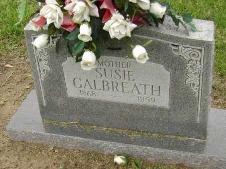 GALBREATH, SUSIE - Lawrence County, Arkansas | SUSIE GALBREATH - Arkansas Gravestone Photos