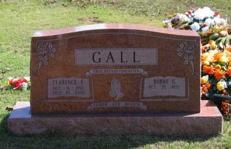 """GALL, CLARENCE EMERY """"POOKIE"""" - Lawrence County, Arkansas 