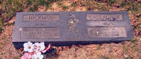 GALLAGHER, HELEN NORINE - Lawrence County, Arkansas | HELEN NORINE GALLAGHER - Arkansas Gravestone Photos