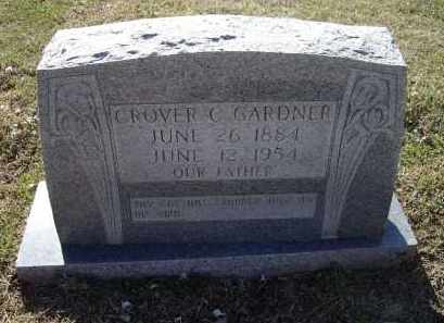 GARDNER, GROVER CLEVELAND - Lawrence County, Arkansas | GROVER CLEVELAND GARDNER - Arkansas Gravestone Photos