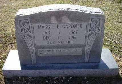 MULLEN GARDNER, MAGGIE EUNICE - Lawrence County, Arkansas | MAGGIE EUNICE MULLEN GARDNER - Arkansas Gravestone Photos