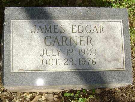 GARNER, JAMES EDGAR - Lawrence County, Arkansas | JAMES EDGAR GARNER - Arkansas Gravestone Photos