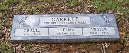 GARRETT, GRACIE - Lawrence County, Arkansas | GRACIE GARRETT - Arkansas Gravestone Photos