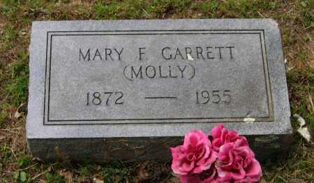 "GARRETT, MARY FRANCES ""MOLLY"" - Lawrence County, Arkansas 
