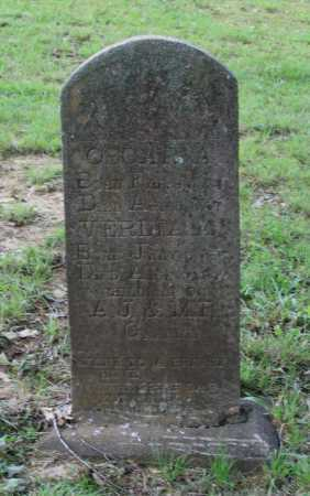 GARRETT, OSCAR ANDREW - Lawrence County, Arkansas | OSCAR ANDREW GARRETT - Arkansas Gravestone Photos
