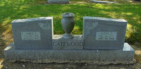 GATEWOOD, IRENE S. - Lawrence County, Arkansas | IRENE S. GATEWOOD - Arkansas Gravestone Photos