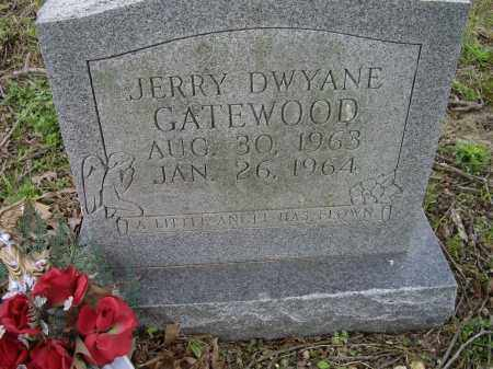 GATEWOOD, JERRY DEWAYNE - Lawrence County, Arkansas | JERRY DEWAYNE GATEWOOD - Arkansas Gravestone Photos