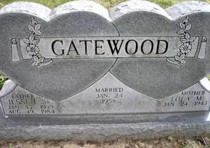 GATEWOOD, SR., JESSE E. - Lawrence County, Arkansas   JESSE E. GATEWOOD, SR. - Arkansas Gravestone Photos