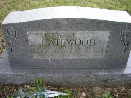 GATEWOOD, JR., JESSE EUGENE - Lawrence County, Arkansas   JESSE EUGENE GATEWOOD, JR. - Arkansas Gravestone Photos