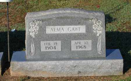 JONES GAWF, ALMA - Lawrence County, Arkansas | ALMA JONES GAWF - Arkansas Gravestone Photos