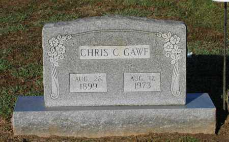 "GAWF, CHRISTOPHER COLUMBUS ""CHRIS"" - Lawrence County, Arkansas 