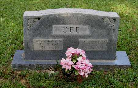 "CHURCH GEE, SARAH ""SADIE"" - Lawrence County, Arkansas 