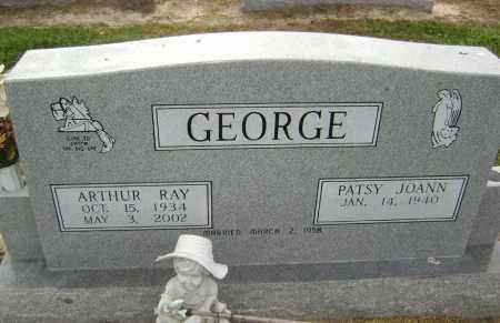 GEORGE, ARTHUR RAY - Lawrence County, Arkansas   ARTHUR RAY GEORGE - Arkansas Gravestone Photos