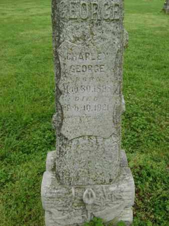 GEORGE, CHARLEY - Lawrence County, Arkansas   CHARLEY GEORGE - Arkansas Gravestone Photos