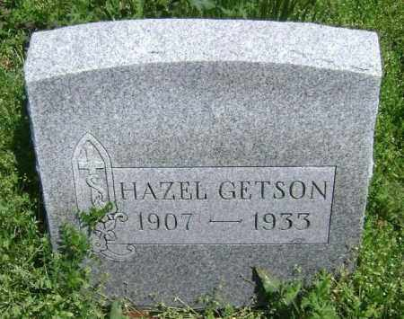 GETSON, HAZEL - Lawrence County, Arkansas | HAZEL GETSON - Arkansas Gravestone Photos