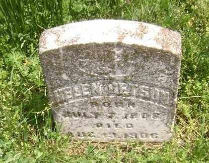 GETSON, HELEN - Lawrence County, Arkansas | HELEN GETSON - Arkansas Gravestone Photos