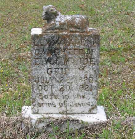 GEURIN, LEMMA ALENE - Lawrence County, Arkansas | LEMMA ALENE GEURIN - Arkansas Gravestone Photos