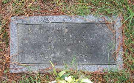 GIBBENS, CHARLEY C. - Lawrence County, Arkansas | CHARLEY C. GIBBENS - Arkansas Gravestone Photos